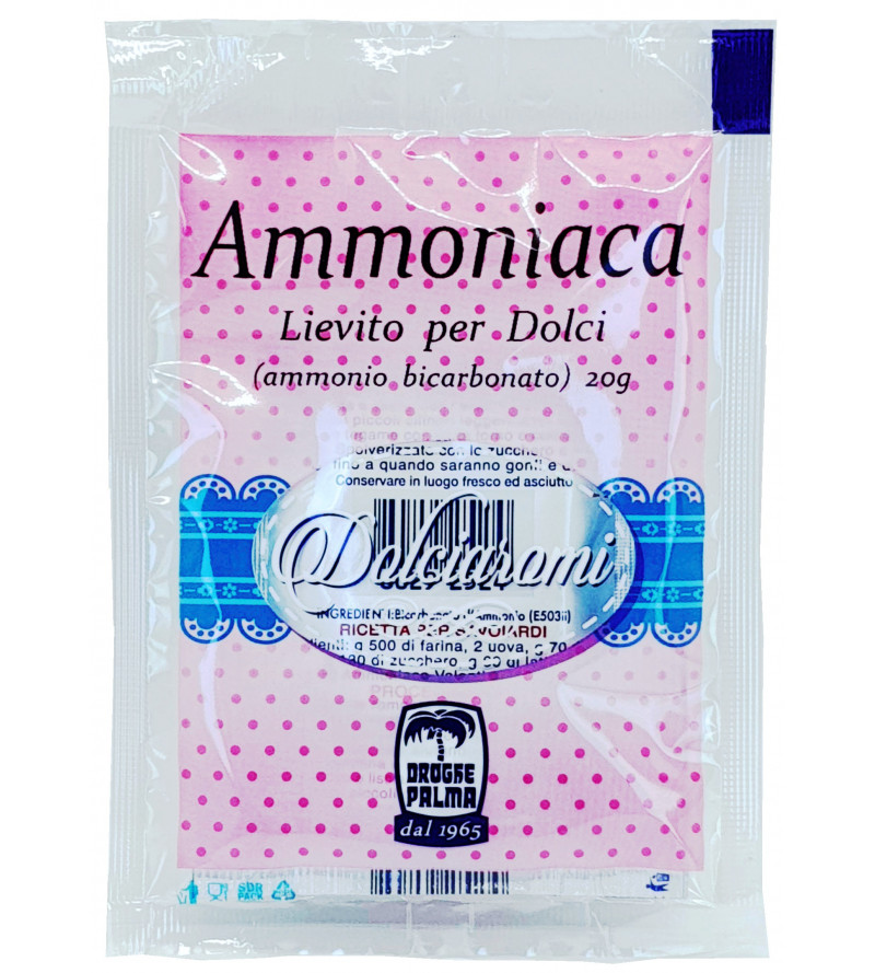 AMMONIACA LIEVITO...