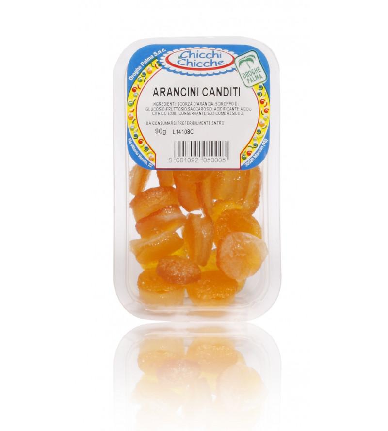 ARANCINI CANDITI (Cedrini)...
