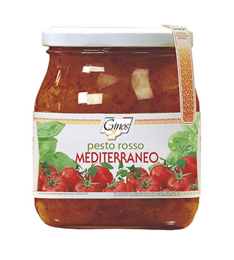 Pesto rosso Mediterraneo g.510