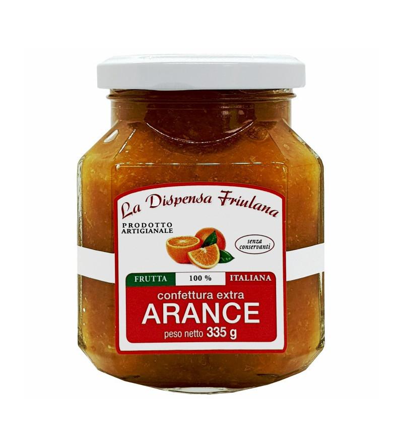 Arance - Marmellata g.335