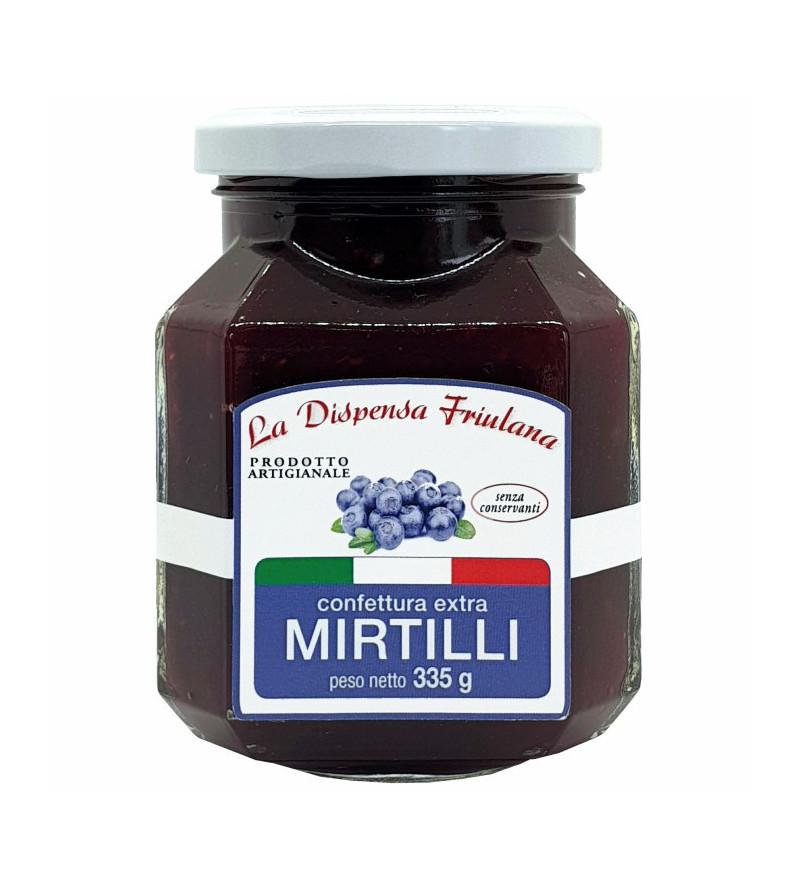 Mirtilli - Confettura Extra...
